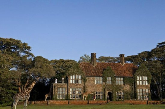 Photo of Giraffe Manor Nairobi