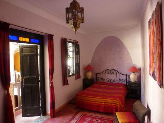 Riad Nomades: Nice and cosy