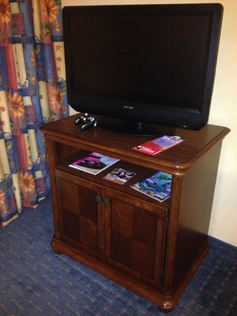 Embassy Suites by Hilton Orlando - International Drive / Convention Center: Old furniture