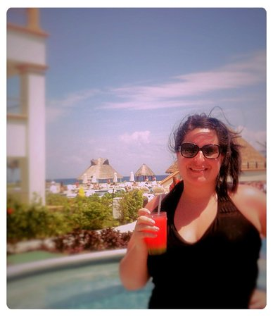 Heaven at the Hard Rock Hotel Riviera Maya: relaxing