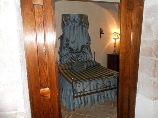 San Crispino Historical Mansion: Camera da letto Luna e Stelle