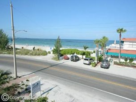 Beach Club at Anna Maria: View from Rooftop Deck