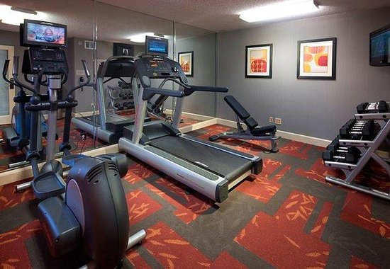 Residence Inn St. Petersburg Clearwater: Fitness Center