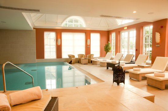 Cotswold House Hotel & Spa: Spa Pool
