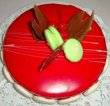 Entremet for Appart city laval