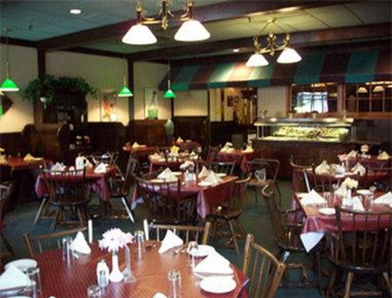 Knights Inn Little Falls: Restaurant