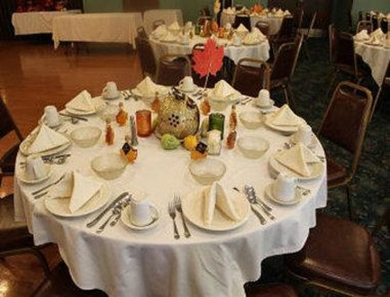 Knights Inn Little Falls: Banquet Room