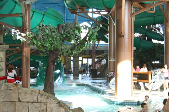 Indoor Waterpark Picture Of Mt Olympus Resort Wisconsin Dells Tripadvisor