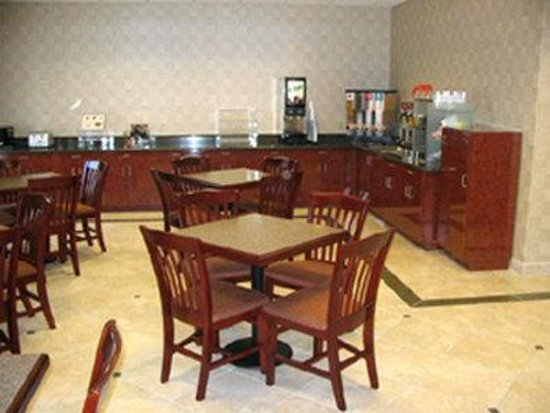 BEST WESTERN PLUS Memorial Inn & Suites: Restaurant