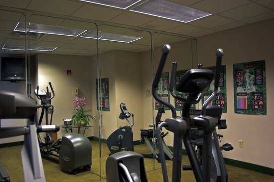 BEST WESTERN PLUS Memorial Inn &amp; Suites: Fitness Center