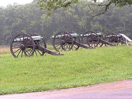 Fort Oglethorpe, GA: Area Attraction