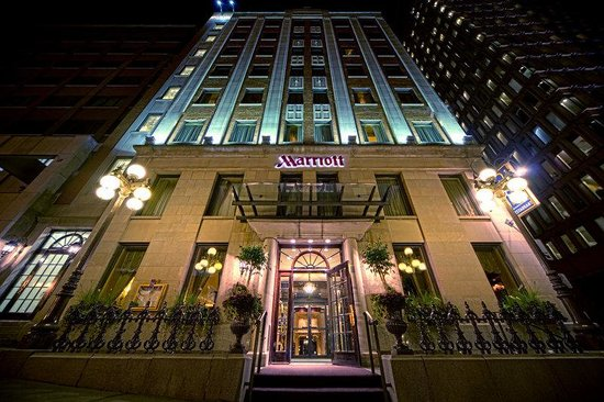 Quebec City Marriott Downtown Hotel