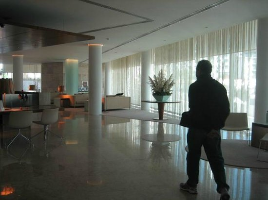Santa Maria Hotel -- Fatima: large lobby