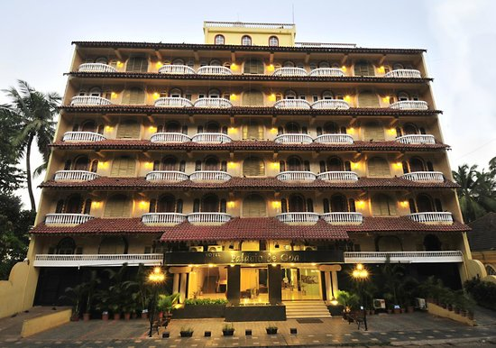 Hotel Palacio De Goa