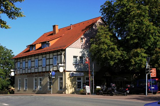 Hotel zur Burg