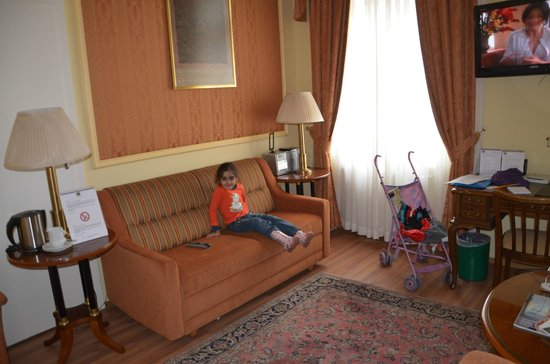BEST WESTERN Hotel-Pension Arenberg: The junior suite