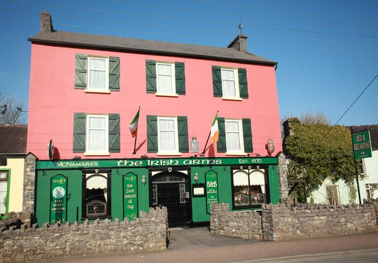 ‪The Irish Arms‬