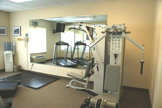 Hilton Garden Inn Elmira / Corning: Fitness Center