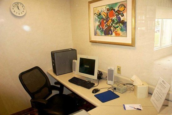 Hilton Garden Inn Elmira / Corning: Business Center
