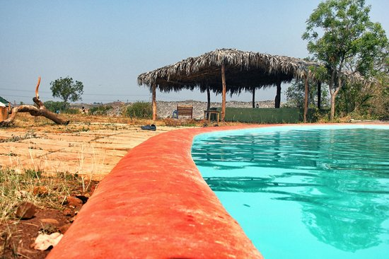Андхра-Прадеш, Индия: Swimming pool