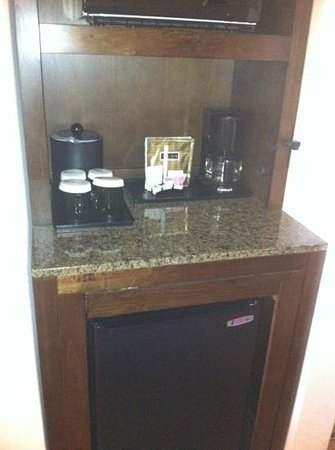 Hilton Garden Inn Phoenix Airport North: coffee bar