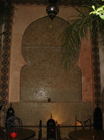 Riad Mur Akush: lovely