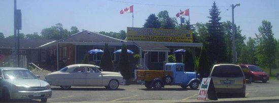 Tiverton, Kanada: Power Valley Inn and Restaurant