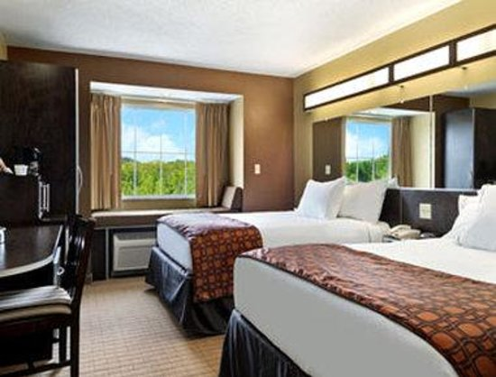 Microtel Inn & Suites by Wyndham Marietta: Standard Double Room