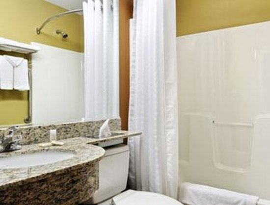 Microtel Inn & Suites by Wyndham Marietta: Bathroom