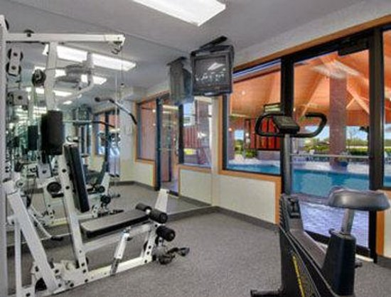 Boone, IA : Fitness Center