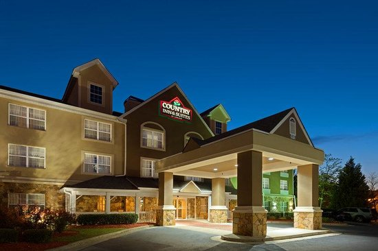 Country Inn & Suites Norcross: CountryInn&Suites Norcross  ExteriorNight
