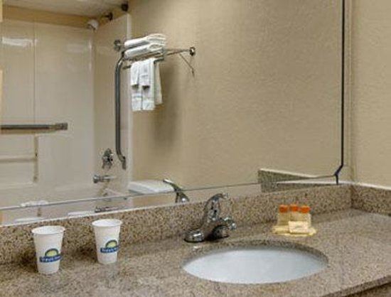 Hillsborough Days Inn: Bathroom
