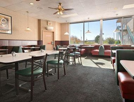 Days Inn Elk City: Restaurant