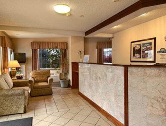 Days Inn Federal Way: Lobby