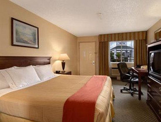 Days Inn Federal Way: Standard King