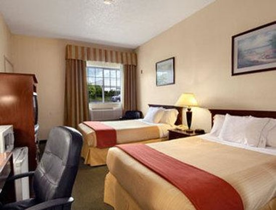 Days Inn Federal Way: Standard Double Double
