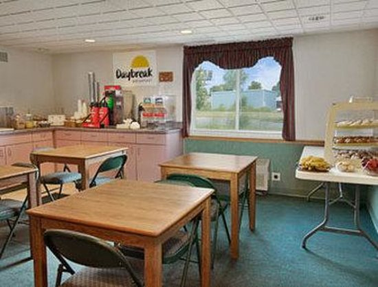 Days Inn of Fox Cities: Breakfast Area