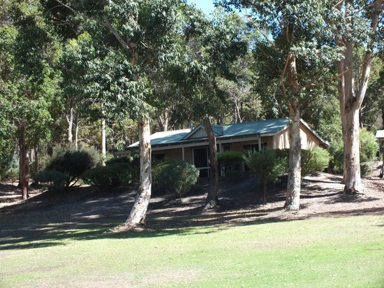 Metricup, Australia: Lodge