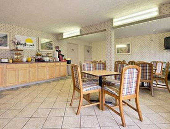 Days Inn Dayton-North: Breakfast Area