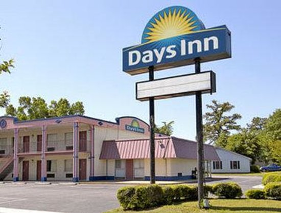 Welcome to the Days Inn Elizabeth City
