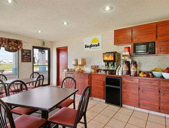 Days Inn - McKinney: Breakfast Area