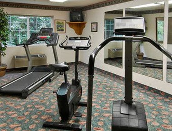 Days Inn Port Orchard: Fitness Center