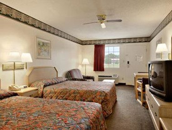 Trenton Days Inn: Suite