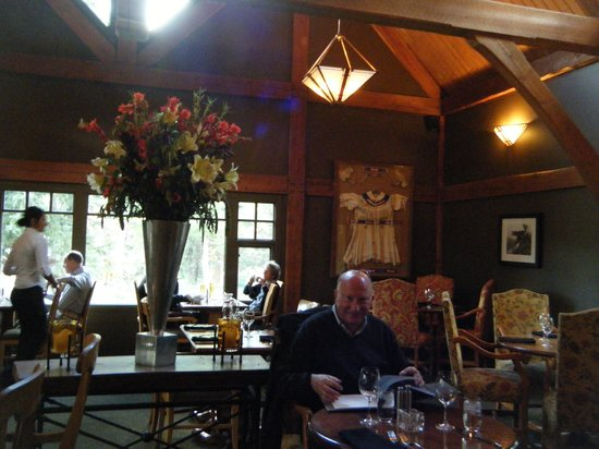 Buffalo Mountain Lodge: Dining Room