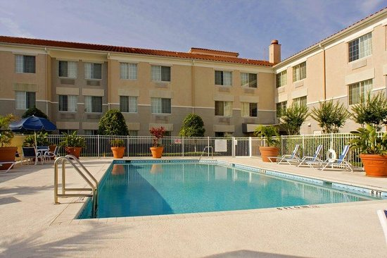 Extended Stay America - Phoenix - Airport - Tempe: Swimming Pool