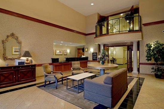 Extended Stay America - Las Vegas - East Flamingo: Lobby and Guest Check-in