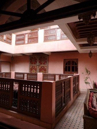 Riad Amssaffah: Internal view