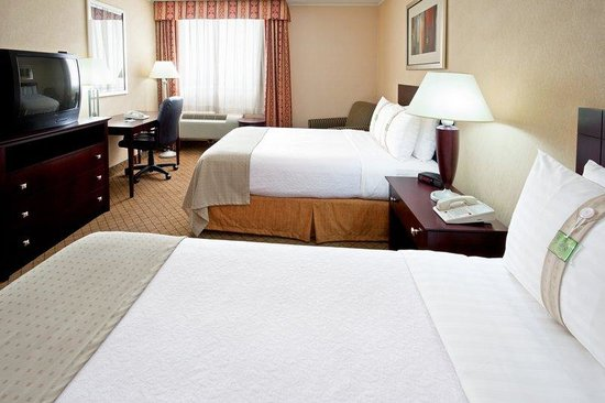 Holiday Inn Carteret - Rahway: Double Bed Guest Room