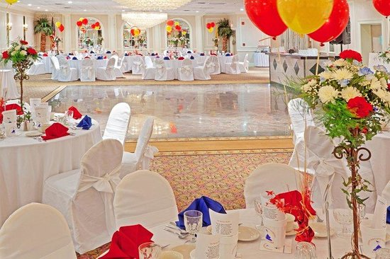 Holiday Inn Carteret - Rahway: Ballroom