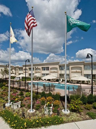 Holiday Inn Carteret - Rahway: Swimming Pool